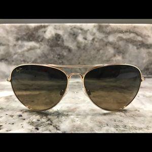 Maui Jim Unisex Aviator Mavericks Sunglasses